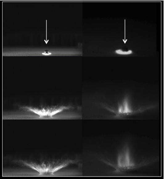 Understanding the Unusual LCROSS Ejecta Plume