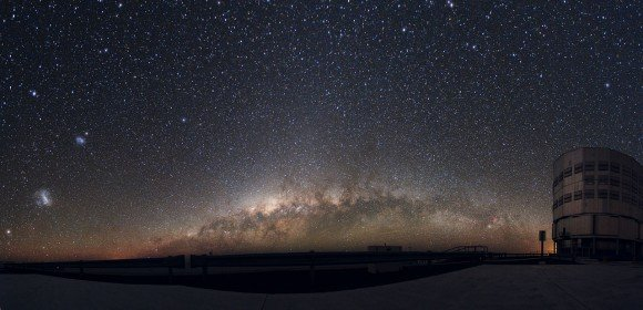 Awe-Inspiring View of the Milky Way