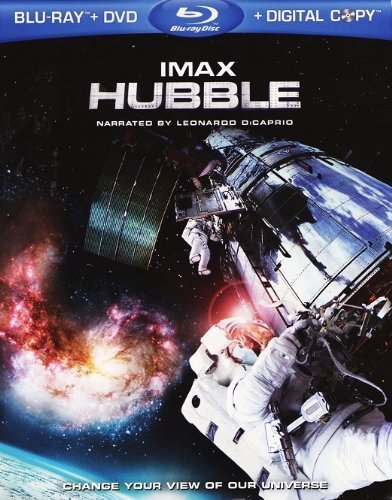 IMAX: Hubble (Blu-ray + DVD + Digital Copy Combo Pack) [Blu-ray]