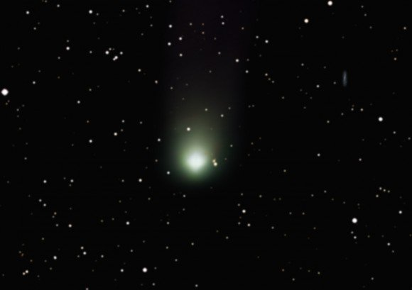 Now in the Night Sky: Comet Garradd