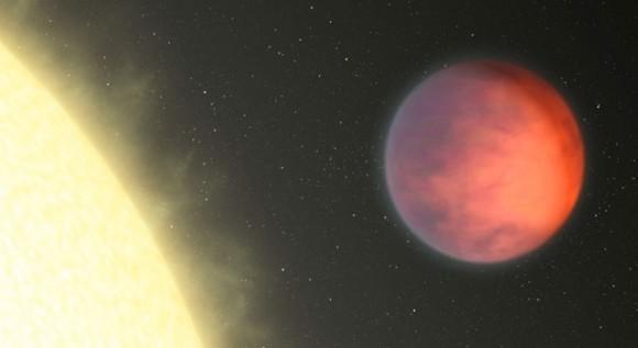 The Strange Warm Spot of upsilon Andromedae b