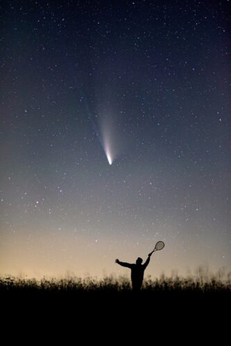 Comets - Visitors From Beyond.